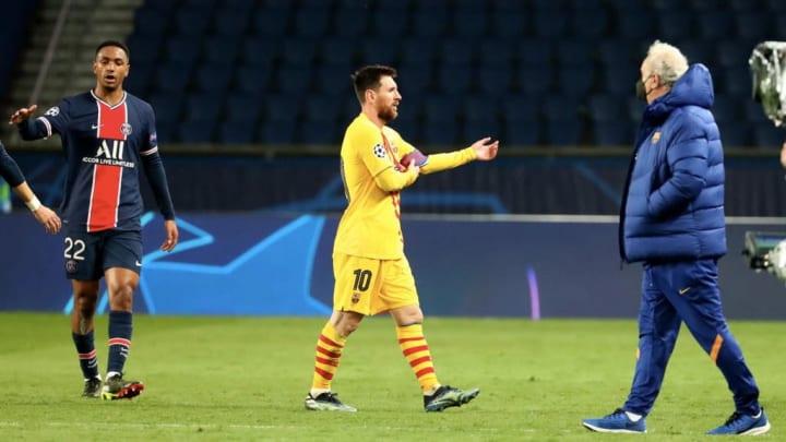 Paris Saint-Germain v FC Barcelona  - UEFA Champions League Round Of 16 Leg Two