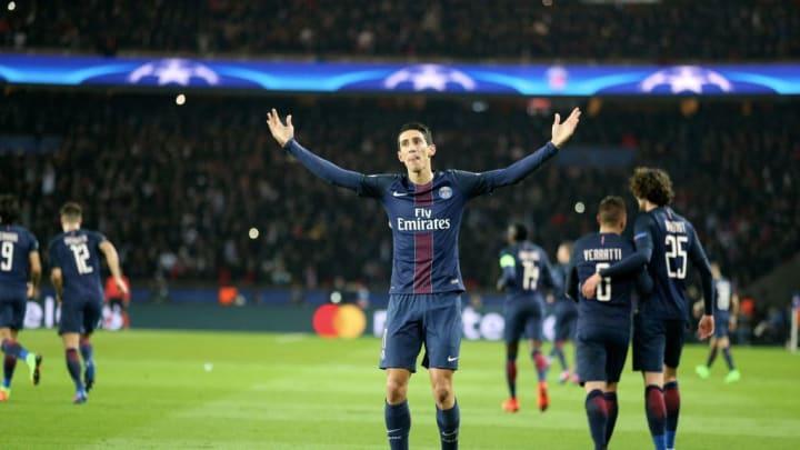 El doblete de Di María acercaba al PSG a la siguiente ronda