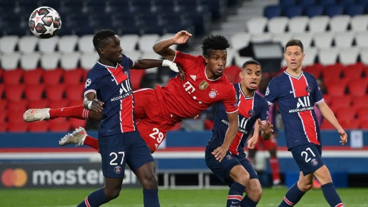 PSG Bayern de Munique Champions League Superliga