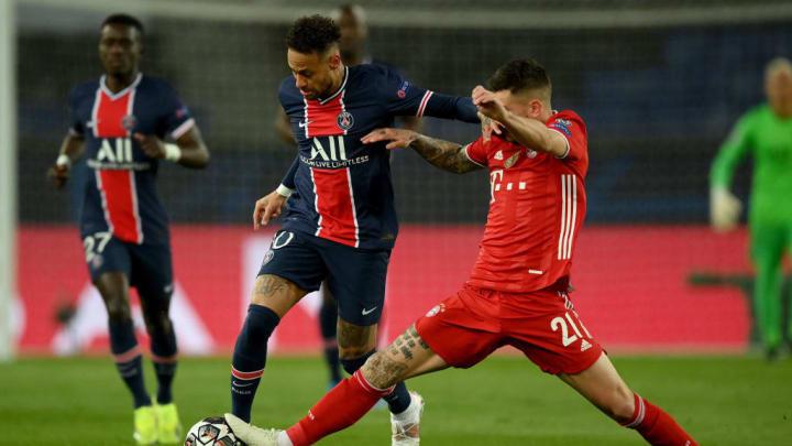 Lucas Hernandez stoppte Neymar mehrmals sehenswert