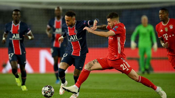 Lucas Hernández überzeugte gegen Paris Saint-Germain. Der 25-Jährige befindet sich in absoluter Topform.