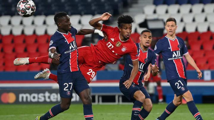 Champions League Bayern de Munique PSG Ligue 1