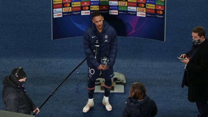 neymar bayern de munique psg champions league