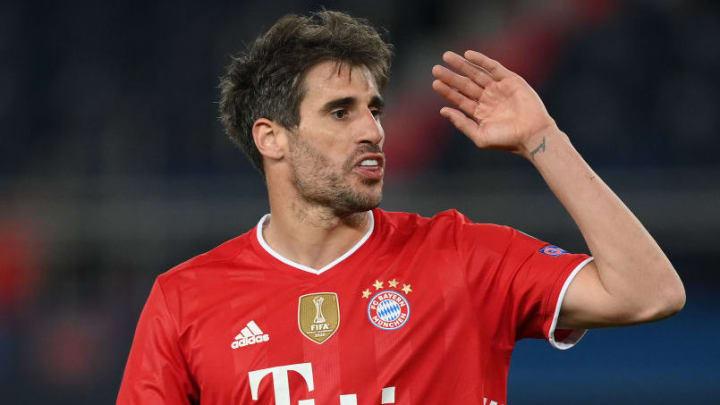 Javi Martinez aura passé neuf ans au Bayern.