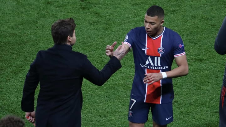 Mbappe is a doubt to face Manchester City