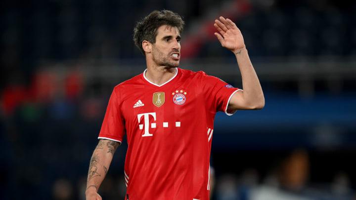 Javi Martinez wird den FC Bayern am Saisonende verlassen
