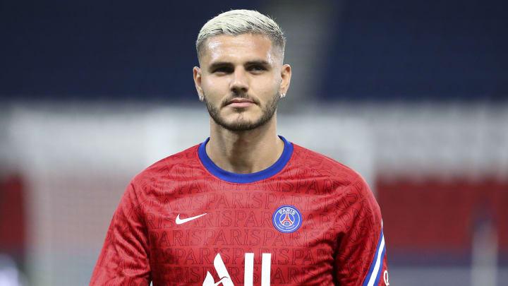 Clap de fin pour Mauro Icardi au PSG ?