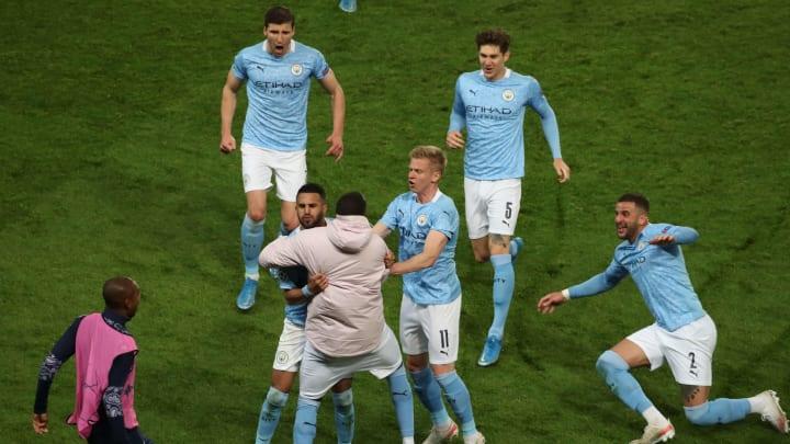 Manchester City hat einen großen Schritt in Richtung CL-Finale gemacht