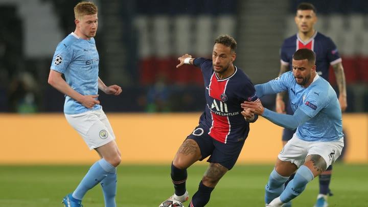 Paris Saint-Germain v Manchester City  - UEFA Champions League