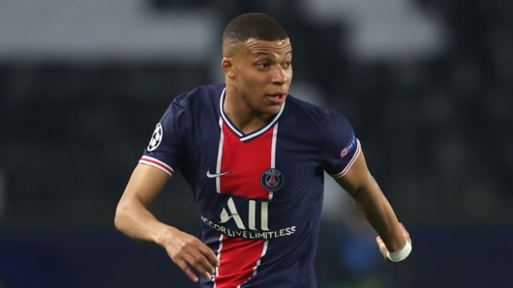 Kylian Mbappe is on the wishlist of a host of Europe's big hitters