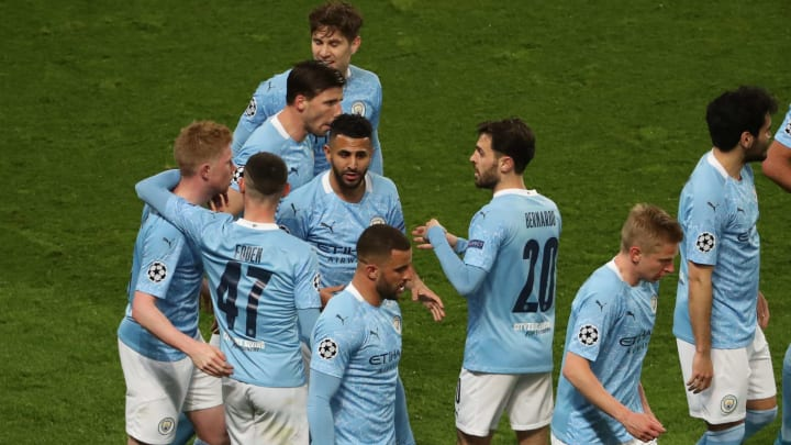 City could be crowned champions with a win if other results go their way