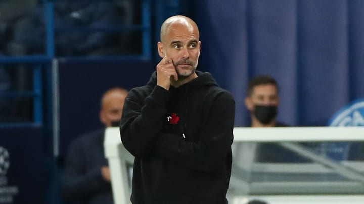 Guardiola was outfoxed by Mauricio Pochettino on this occasion