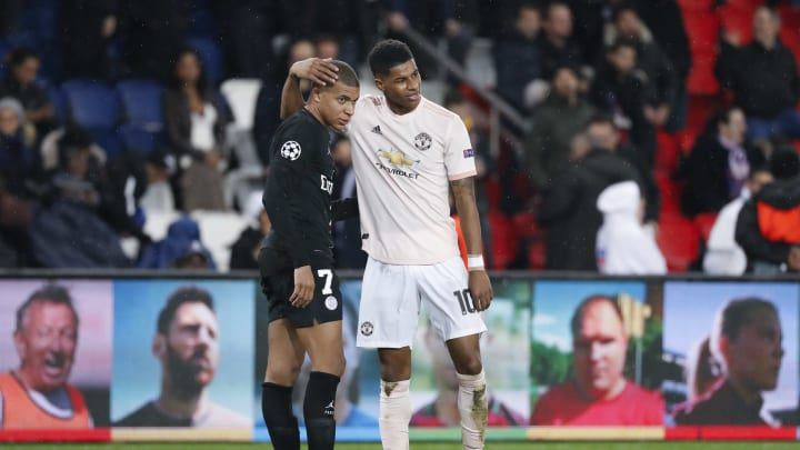 Rashford And Mbappe Are In The Same Bracket In Terms Of Quality Says Ex Manchester United Striker Louis Saha