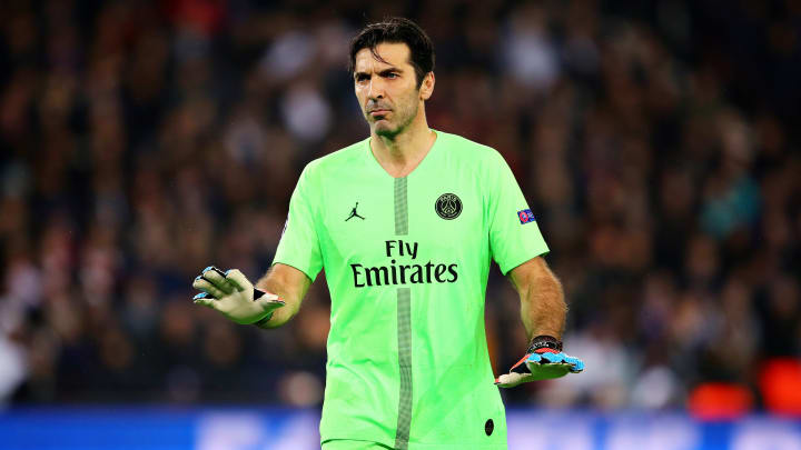 Buffon is still haunted by the defeat to Manchester United in 2019