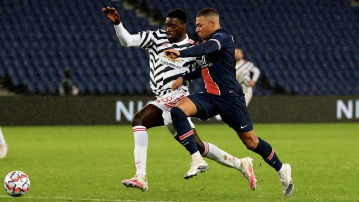The impressive Tuanzebe keeping Mbappe quiet in the Champions League