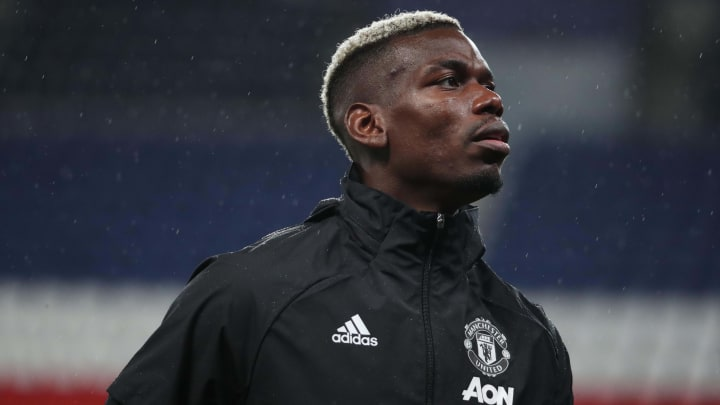 Paul Pogba came off the bench to provide the assist for Manchester United's winner on Tuesday evening