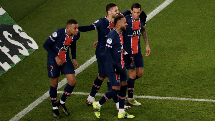 PSG 4-0 Montpellier: Player ratings from a Kylian Mbappe masterclass