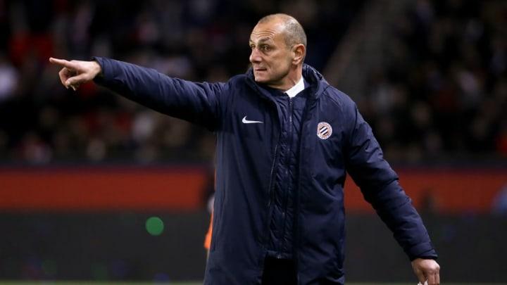 Michel Der Zakarian se montre convaincant avec le Montpellier HSC.