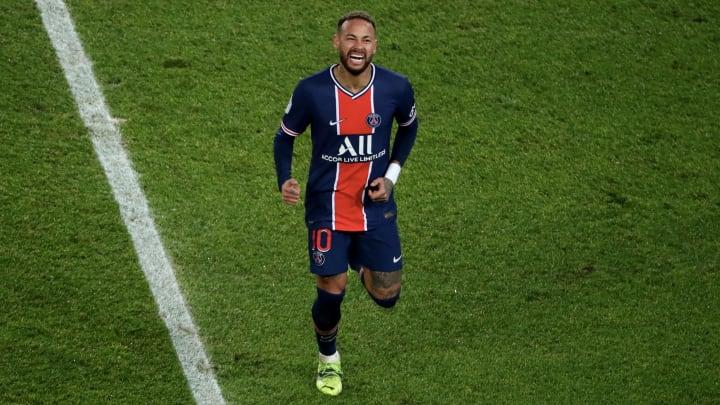 Neymar a dévoilé son onze de légende du PSG.. a tonalité brésilienne