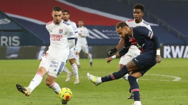 PSG, Lyon, Ligue 1