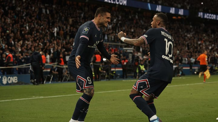 PSG predicted lineup vs Man City - Champions League