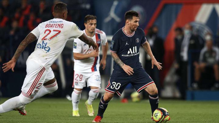 Paris Saint Germain v Olympique Lyonnais - Ligue 1