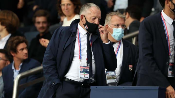 Jean-Michel Aulas pensait voir l'OL s'en sortir avec les trois points face au FC Lorient.