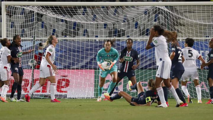 Decisão! PSG e Lyon se enfrentam pela partida de ida das quartas de final da Champions League Feminina 2020/21.