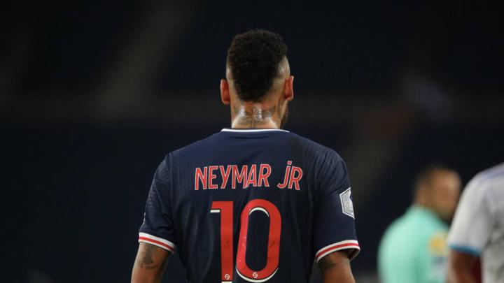 Tan nervioso, tan genial, tan Neymar