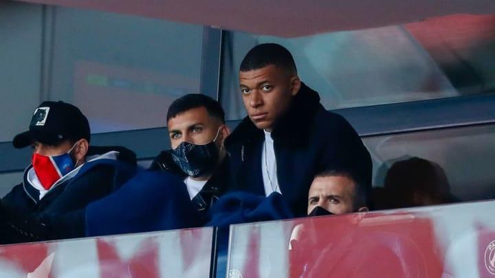 Kylian Mbappé PSG Robert Lewandowski Bayern de Munique