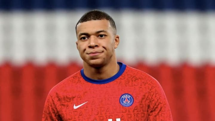 Mbappe has just 18 months left on his current deal
