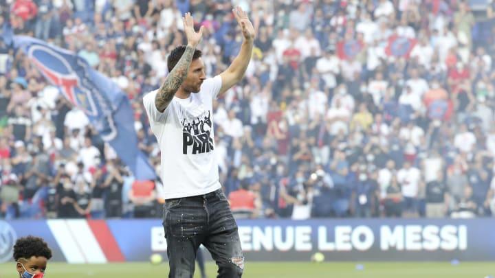Das PSG-Debüt von Lionel Messi muss noch warten