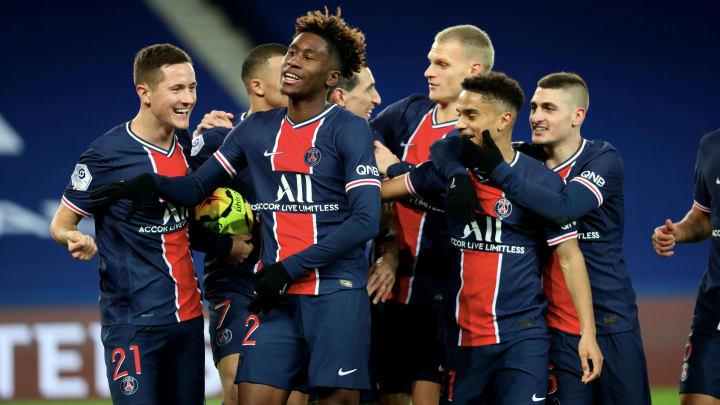 PSG : Le Titi parisien Pembélé adoubé par Twitter après son premier but en  pro