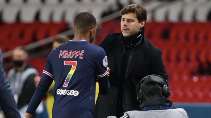 Pochettino souhaite voir Mbappe pour le trophée des champions