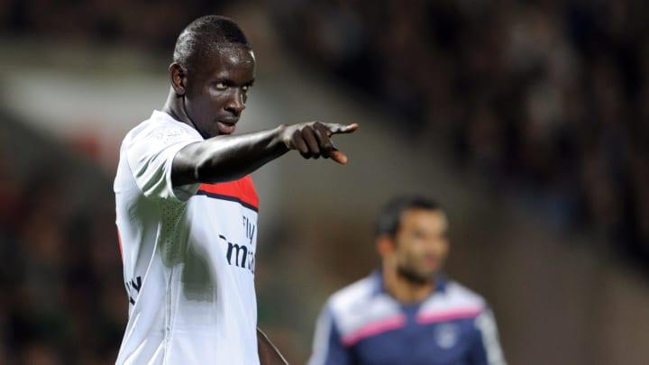Paris Saint-Germain's defender Mamadou S