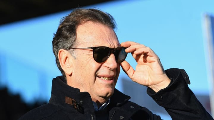 Brescia owner Massimo Cellino