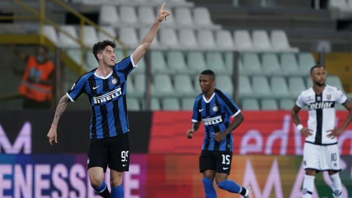 Alessandro Bastoni of FC Internazionale