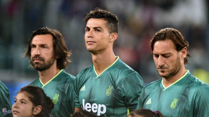 Andrea Pirlo had picked Lionel Messi over Cristiano Ronaldo in his Best Champions League XI in the past
