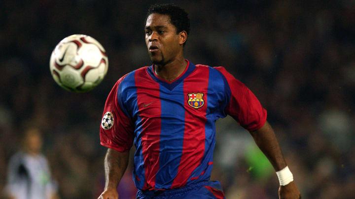 Kluivert absolvierte 257 Spiele für Barça