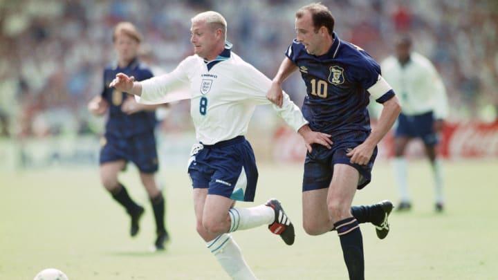 Escocia vs Inglaterra, Eurocopa 1996