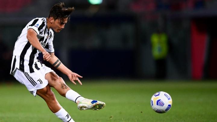 Paulo Dybala Argentina Juventus Copa América