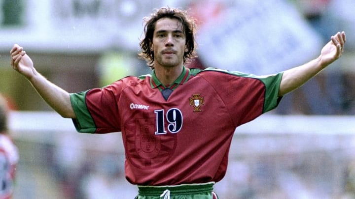 Paulo Sousa of Portugal