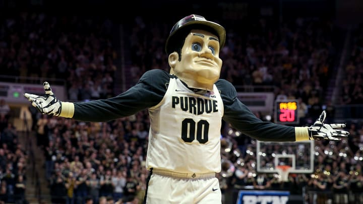 Purdue Pete, Penn State v Purdue