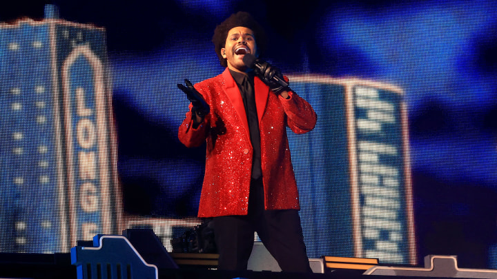 The Weeknd S Super Bowl Performance Sparks Best Meme Yet Of 2021 Metro News