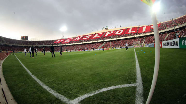 Persepolis v Al Jazira - AFC Champions League
