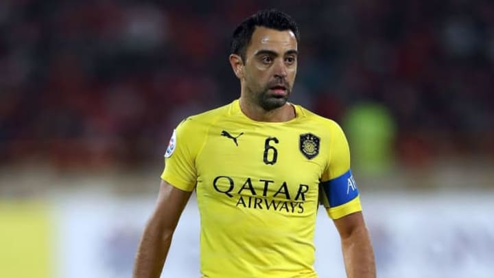 Xavi Al Sadd FC