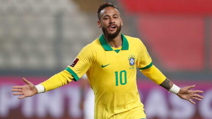 Neymar Jr. Brasil Copa AMérica