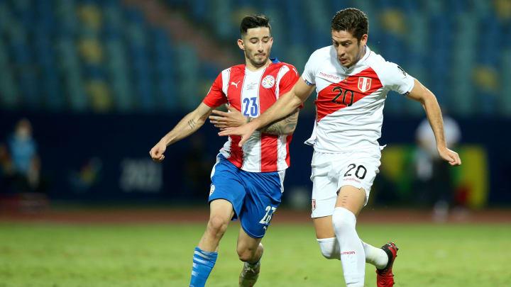 Santiago Ormeño tomó la oportunidad de representar a Perú