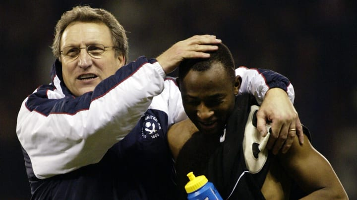 Warnock was Sheffield United coach on that fateful day