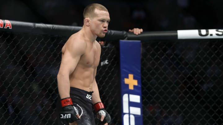 Petr Yan vs Jose Aldo odds favor Yan in their UFC 251 bantamweight bout.